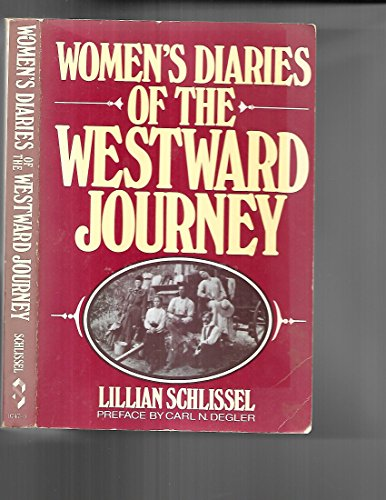 9781841185019: Women's Diaries Of The Westward Journey