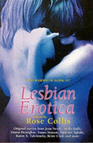 9781841190778: Mammoth Book of Lesbian Erotica (Mammoth Books)