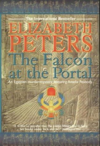 9781841191102: Falcon at the Portal (Amelia Peabody)