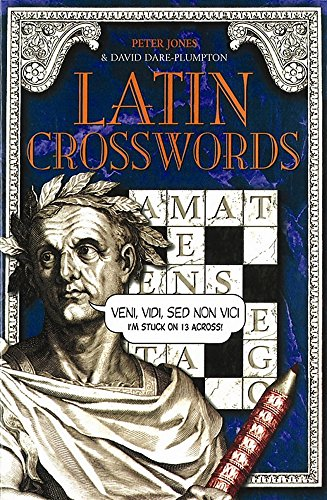 9781841191133: Latin Crosswords