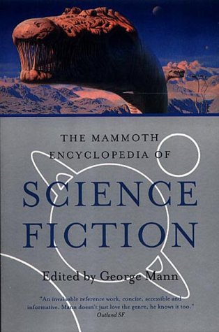 9781841191775: The Mammoth Encyclopedia of Science Fiction