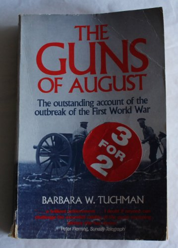 9781841192093: The Guns of August