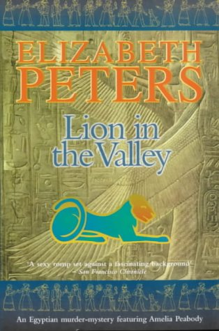 9781841192161: Lion in the Valley (Amelia Peabody)