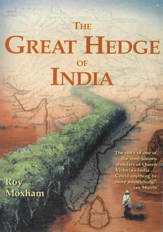 The Great Hedge Of India (FINE COPY OF SCARCE HARDBACK FIRST EDITION, FIRST PRINTING SIGNED BY TH...
