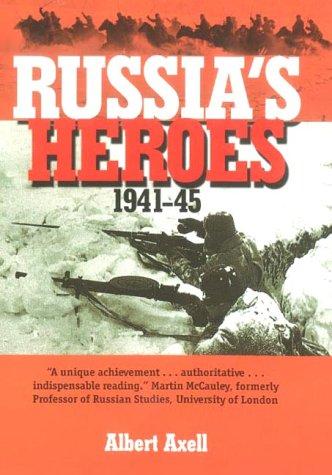 9781841193120: Russia's Heroes