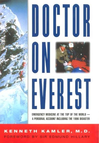 9781841193212: Doctor on Everest
