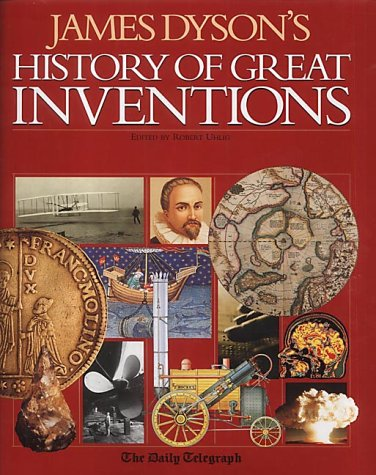 9781841193410: James Dyson's History of Great Inventions