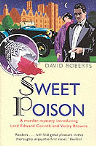 9781841194028: Sweet Poison (Lord Edward Corinth & Verity Browne)
