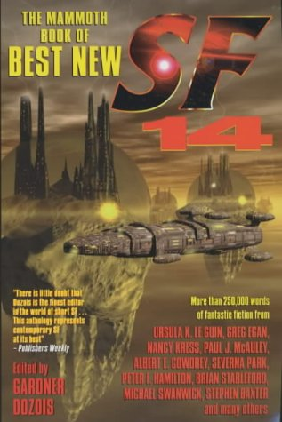9781841194042: The Mammoth Book of Best New Science Fiction: No.14