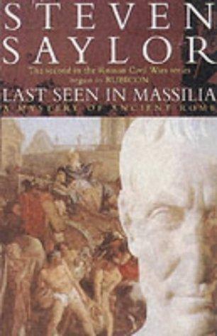 9781841194318: Last Seen in Massilia