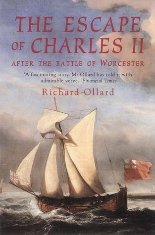 9781841195179: The Escape of Charles II: After the Battle of Worcester
