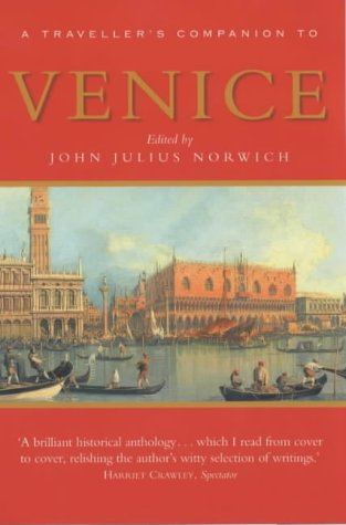 9781841195315: Venice, A Travellers Companion: A Traveller's Reader