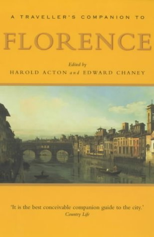 9781841195322: A Travellers Companion to Florence