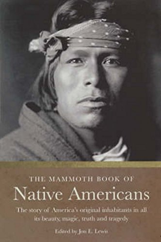 9781841195933: The Mammoth Book of Native Americans (Mammoth Books)