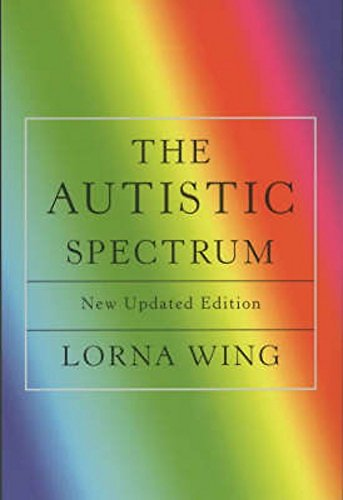 9781841196749: The Autistic Spectrum: A Guide for Parents and Professionals