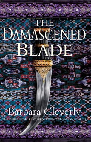 The Damascened Blade SIGNED LINE & PUBLICATION: Cleverly Barbara