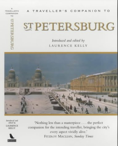9781841197074: A Traveller's Companion to St.Petersburg