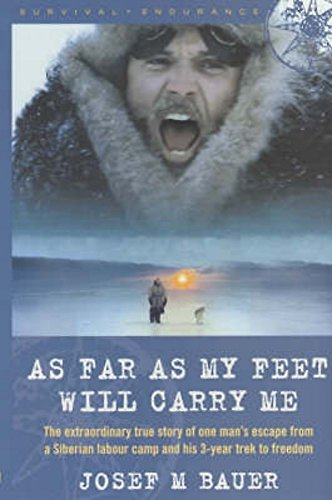 9781841197265: As Far as My Feet Will Carry Me