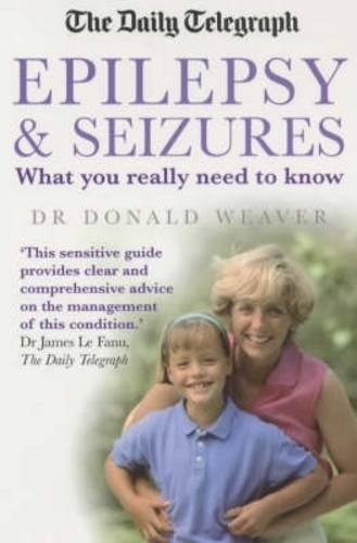 9781841197487: Epilepsy and Seizures (Daily Telegraph)