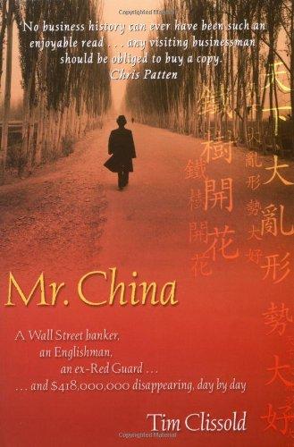9781841197883: Mr. China
