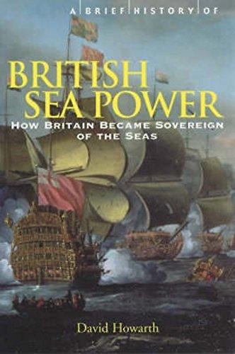 9781841197920: A Brief History of British Sea Power
