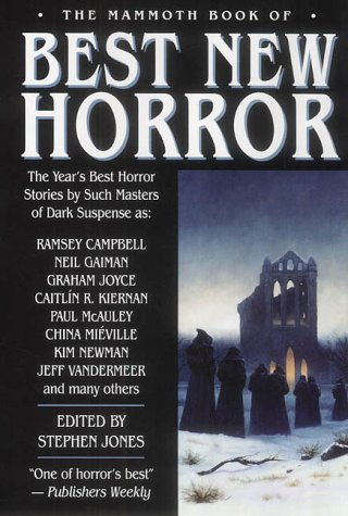 9781841197944: The Mammoth Book of Best New Horror 2003: Vol 14: No.14 (Mammoth Books)