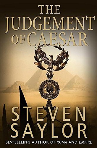9781841199221: The Judgement of Caesar (Roma Sub Rosa)