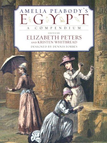 9781841199405: Amelia Peabody's Egypt: A compendium