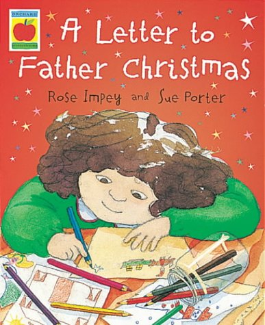 9781841210087: A Letter To Father Christmas (Orchard Picturebooks)