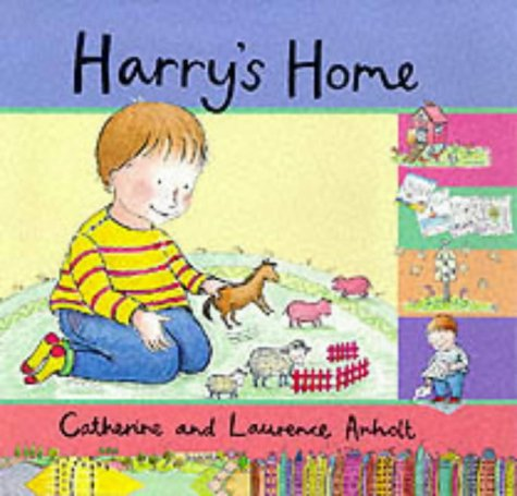 9781841210339: Harry's Home (Picture Books)