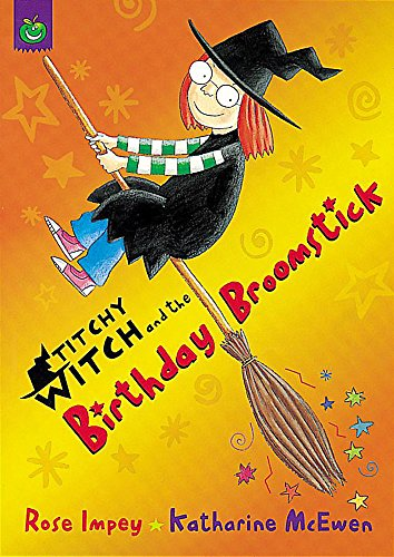 9781841210445: The Birthday Broomstick (Titchy Witch)