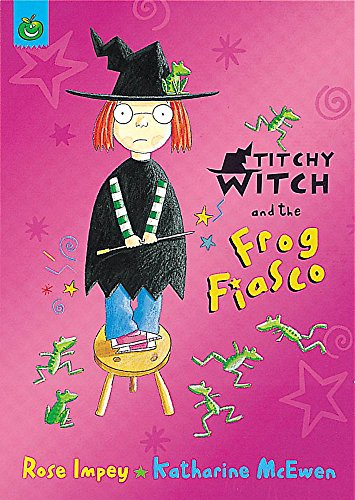 9781841210469: Titchy Witch and the Frog Fiasco