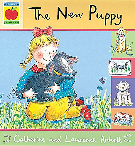 9781841210551: The New Puppy (Orchard Picturebooks)