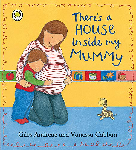 9781841210681: There's a House Inside My Mummy (Orchard Picturebooks)