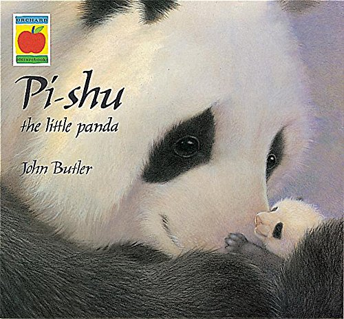 9781841210742: Pi-Shu The Little Panda (Orchard Picturebooks)