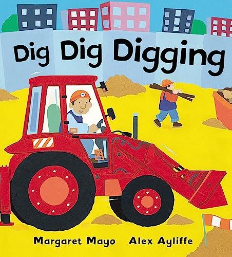 9781841210803: Dig Dig Digging (Orchard Red Apple)
