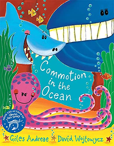 9781841211015: Commotion In The Ocean (Orchard Picturebooks)