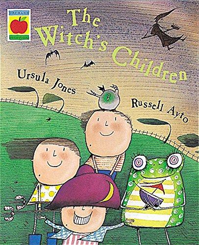 The Witch's Children: Jones, Ursula