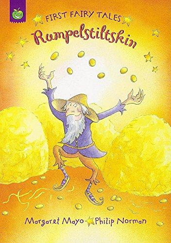 Rumplestiltskin (First Fairy Tales) (1841211524) by Margaret Mayo; Selina Young