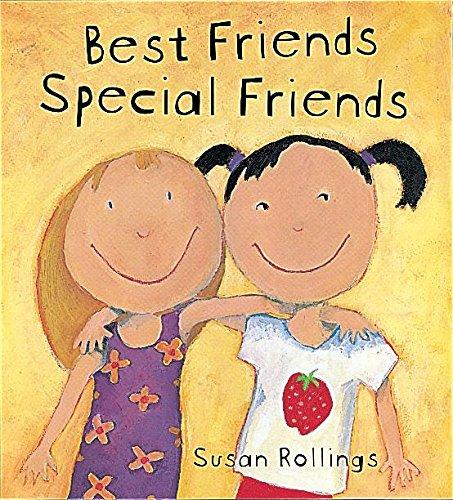 9781841211565: Best Friends, Special Friends (Orchard Picturebooks)