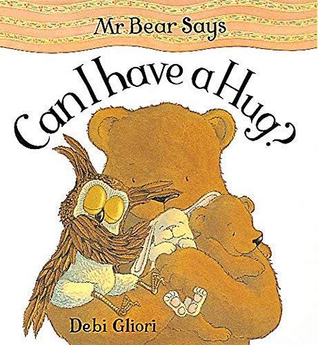 9781841212210: Mr Bear: Can I Have A Hug?