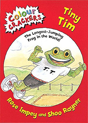 9781841212401: Tiny Tim: The Longest Jumping Frog in the World (Colour Crackers)