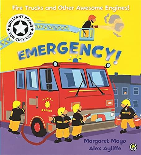 9781841212722: Emergency! (Awesome Engines)
