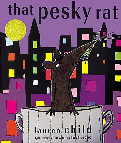 That Pesky Rat (9781841212760) by Lauren Child