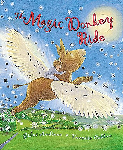 The Magic Donkey Ride (9781841212906) by Andreae, Giles