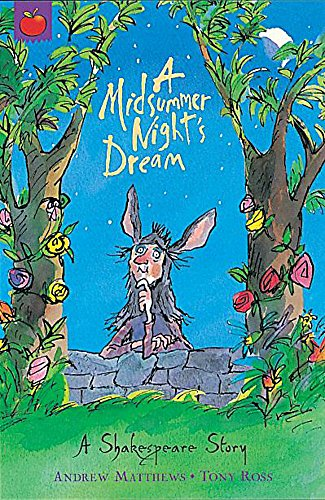 9781841213163: A Midsummer Night's Dream: Super Crunchies (Orchard classics)