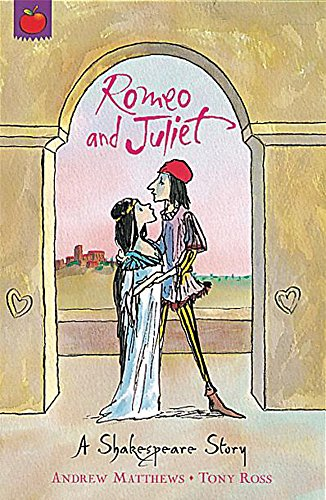 9781841213200: Romeo and Juliet (Shakespeare Stories)