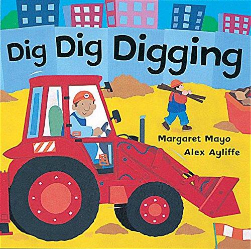 9781841214184: Awesome Engines: Dig Dig Digging Board Book