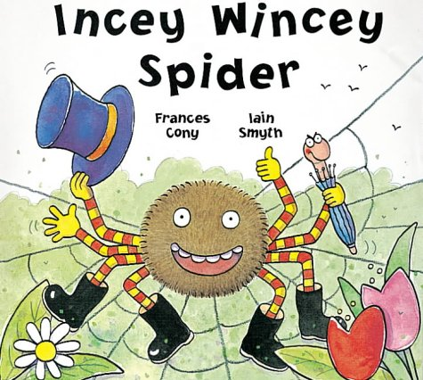 9781841214238: Sing-Along Rhymes: Incey Wincey Spider (Little Orchard)