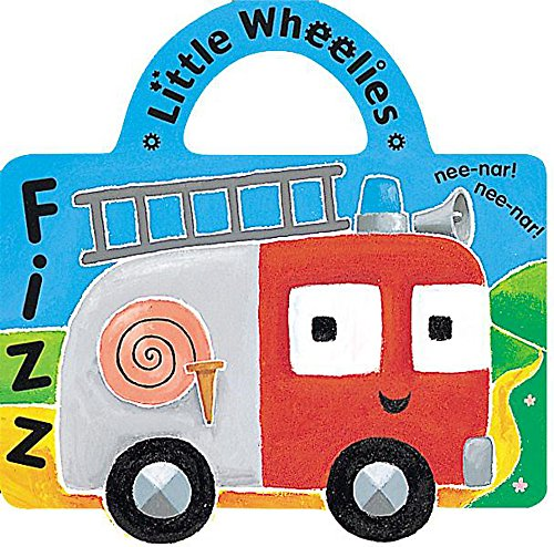 9781841214726: Fizz the Fire Engine (Little Wheelies)